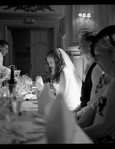 The Wedding - 1961 Rolleiflex 2.8f