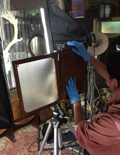 Loading Plate Holder - Wetplate Collodion Workshop _
