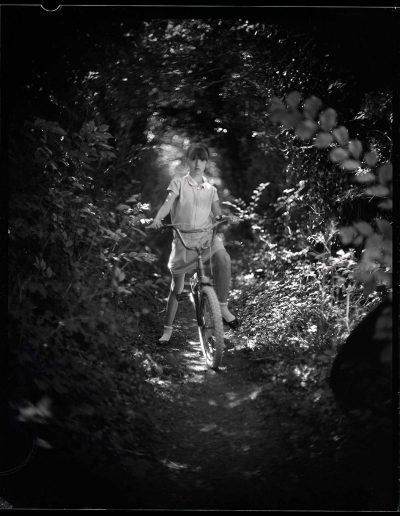 The Lane - Graflex Large format film