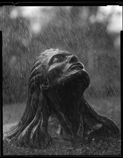 Rain - Graflex-Super D Large Format