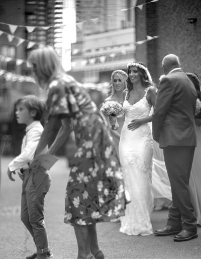 Analog Wedding - Large Format